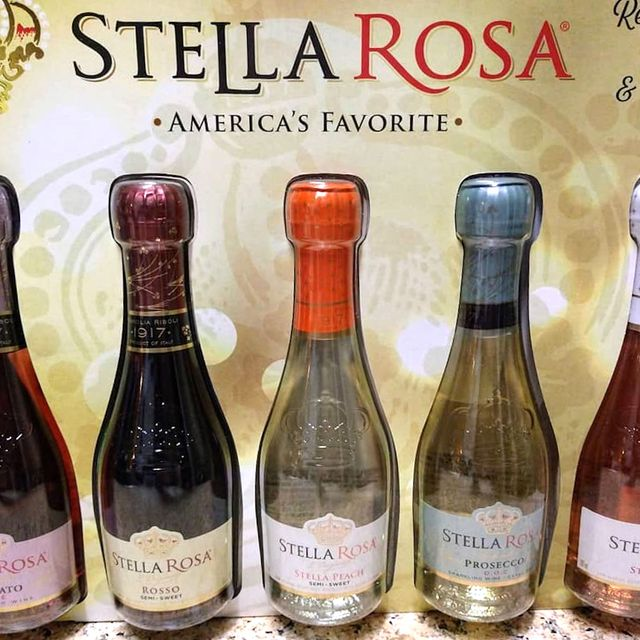 stella rosa sparkling wine stellabration assortment gift pack