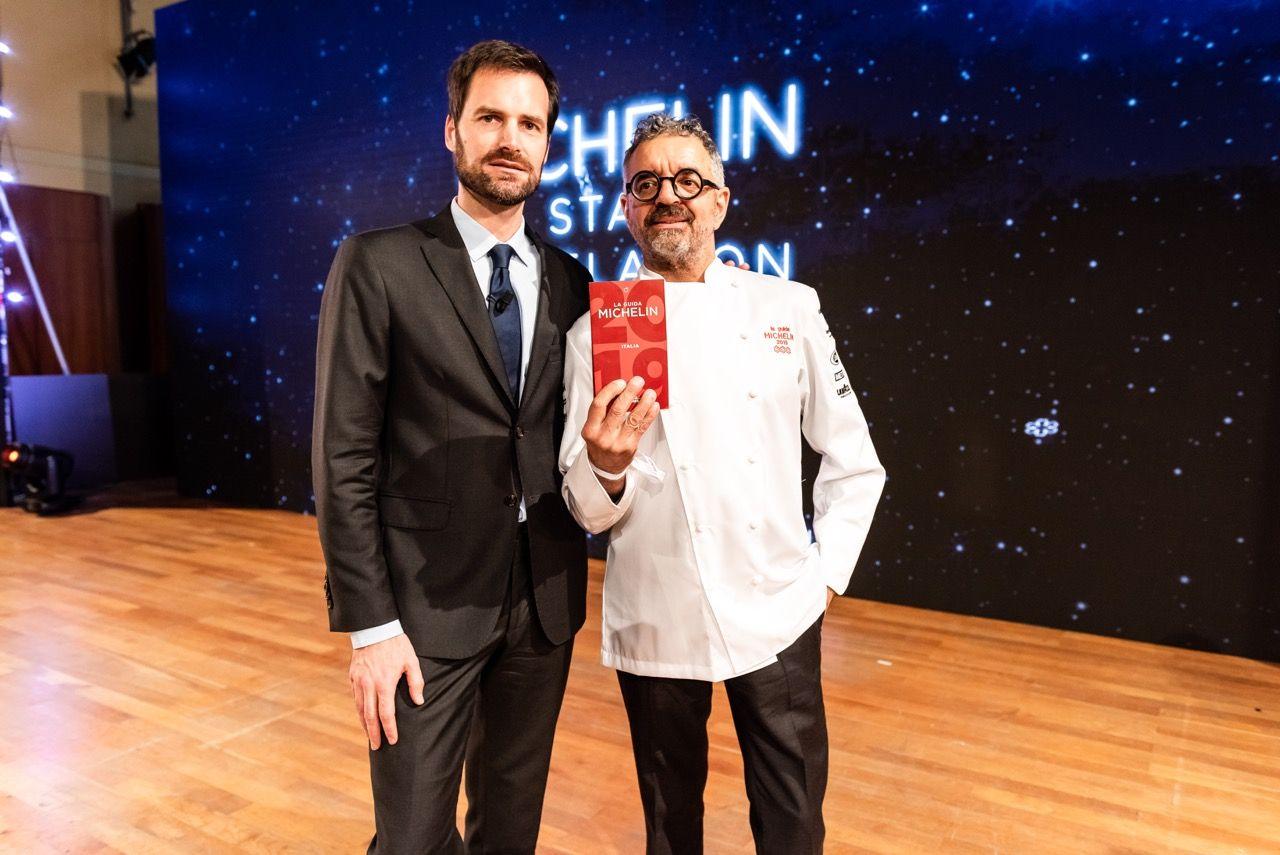 Mauro Uliassi: «Così ho preso la terza stella Michelin»