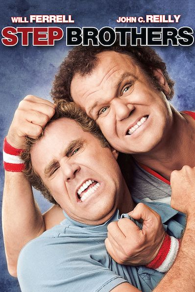 Netflix Thanksgiving Movies Step Brothers