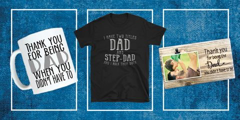 Step Dad Fathers Day Gifts