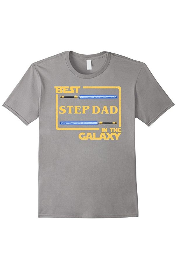 step dad fathers day gifts - star wars t-shirt