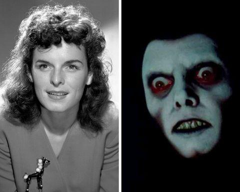 horror movie actors the exorcist