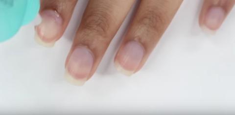 Nail, Finger, Nail polish, Manicure, Nail care, Hand, Cosmetics, Skin, Material property, Service,