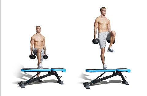 shoulder, weights, arm, exercise equipment, standing, leg, joint, bench, chest, abdomen,