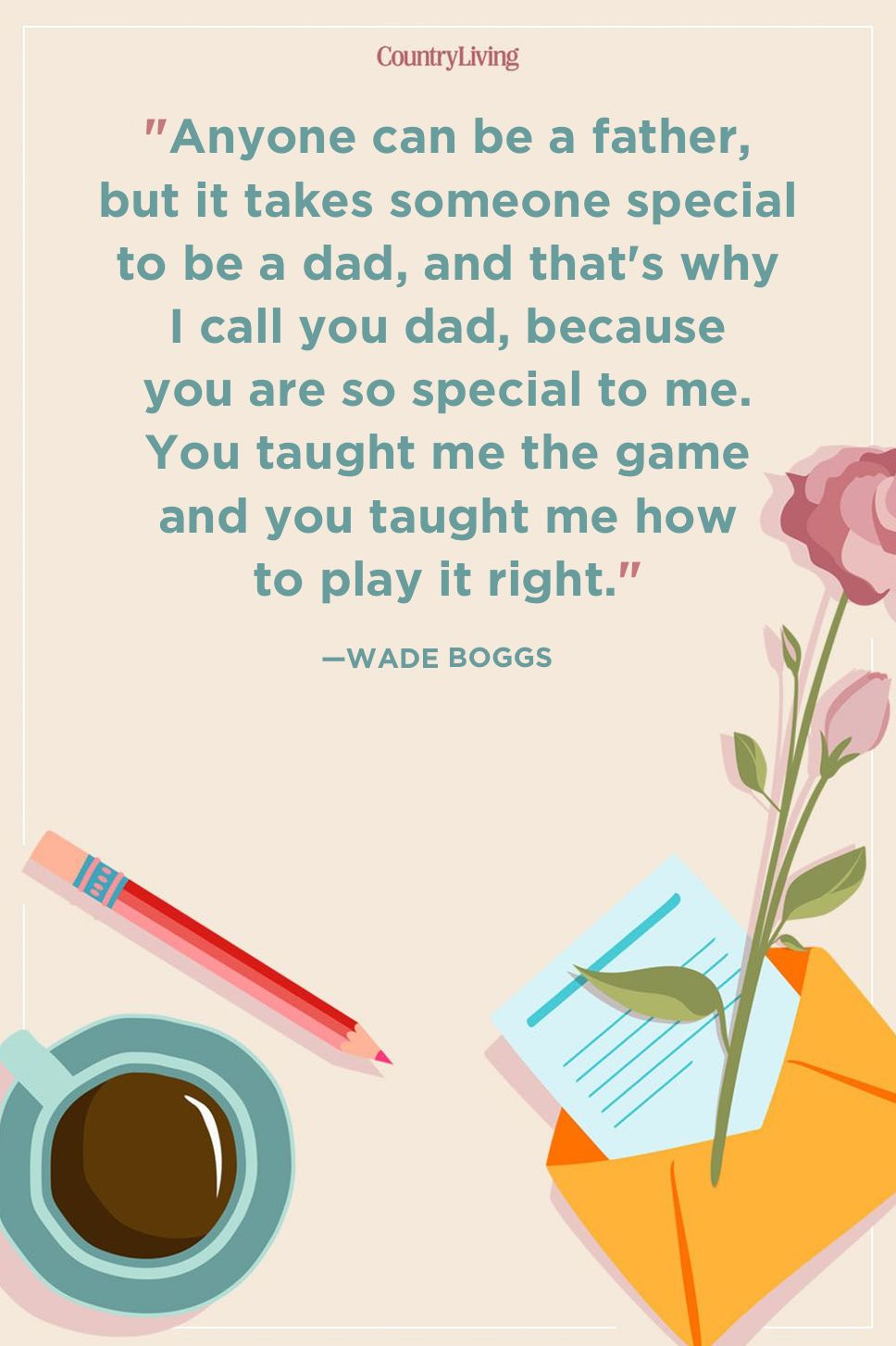 32 Best Step Dad Quotes - Stepfather Quotes for Father's Day