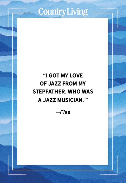 stepdad quote by flea