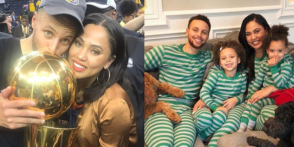 aebcae992644 Steph Curry s Wife Ayesha Reveals the Downside of Marrying the Golden State  Warriors  Star