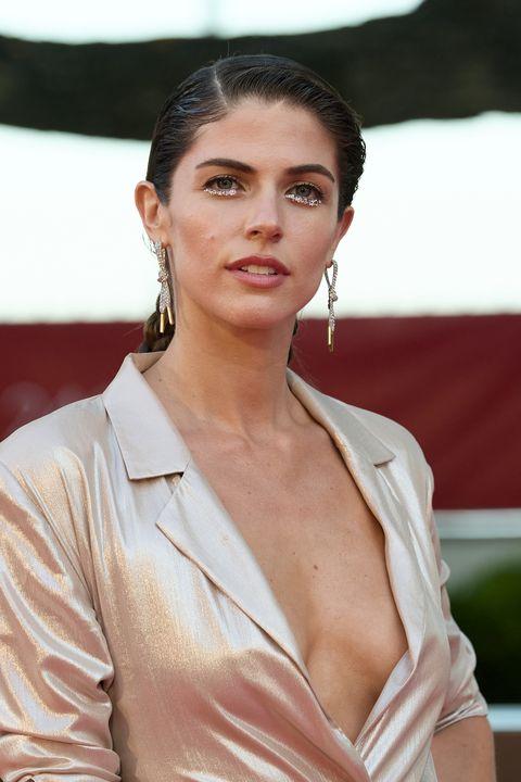 stephanie cayo en el festival de cine de málaga
