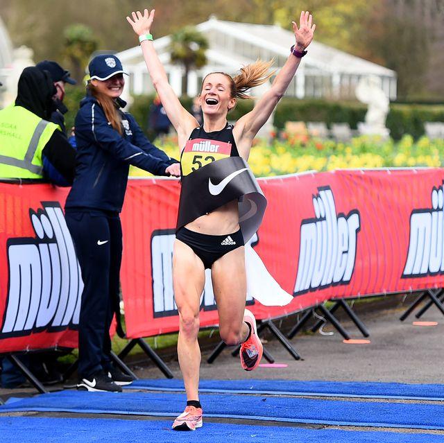 female runners marathon olympic trials