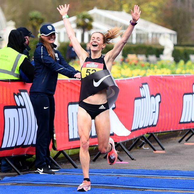 müller british athletics marathon and 20km walk trials