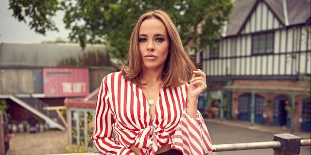 Hollyoaks star Stephanie Davis explains her absence from the show in emotional Instagram post