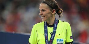 Stephanie Frappart UEFA