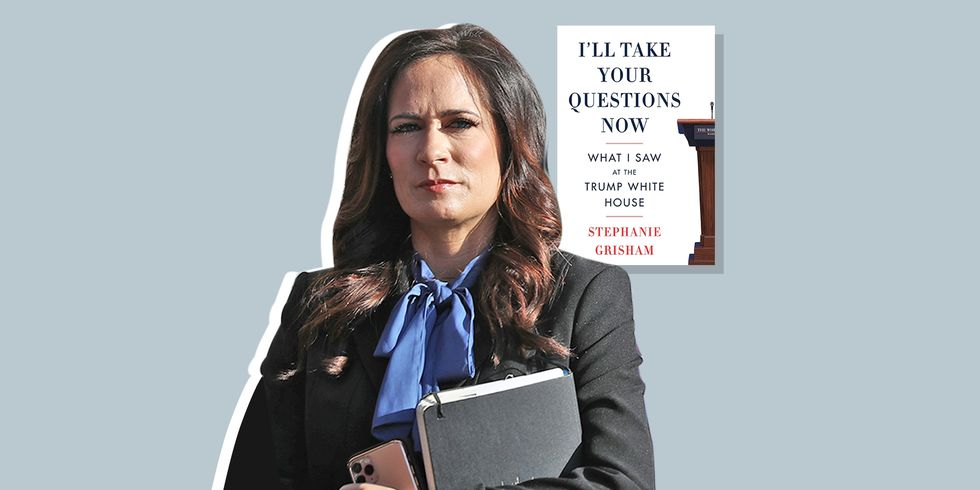 What We Learned from Stephanie Grisham's Trump Tell-All, <i>I'll Take Your Questions Now</i>
