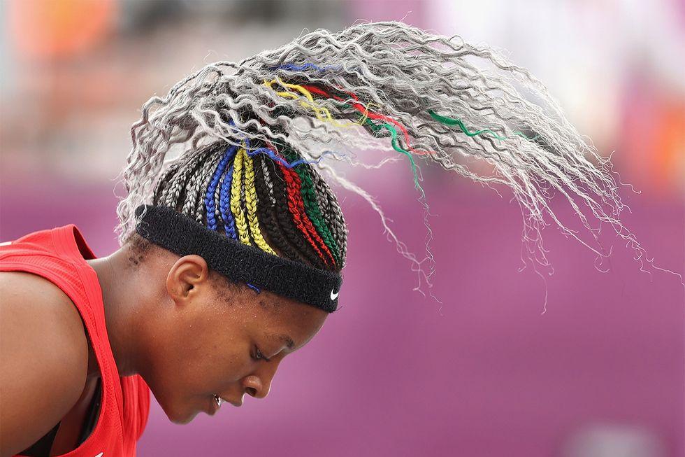 Stephanie Mawuli (Source: Getty)