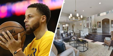 Steph Curry Relists California Home For $3.195 Million - Steph Curry House