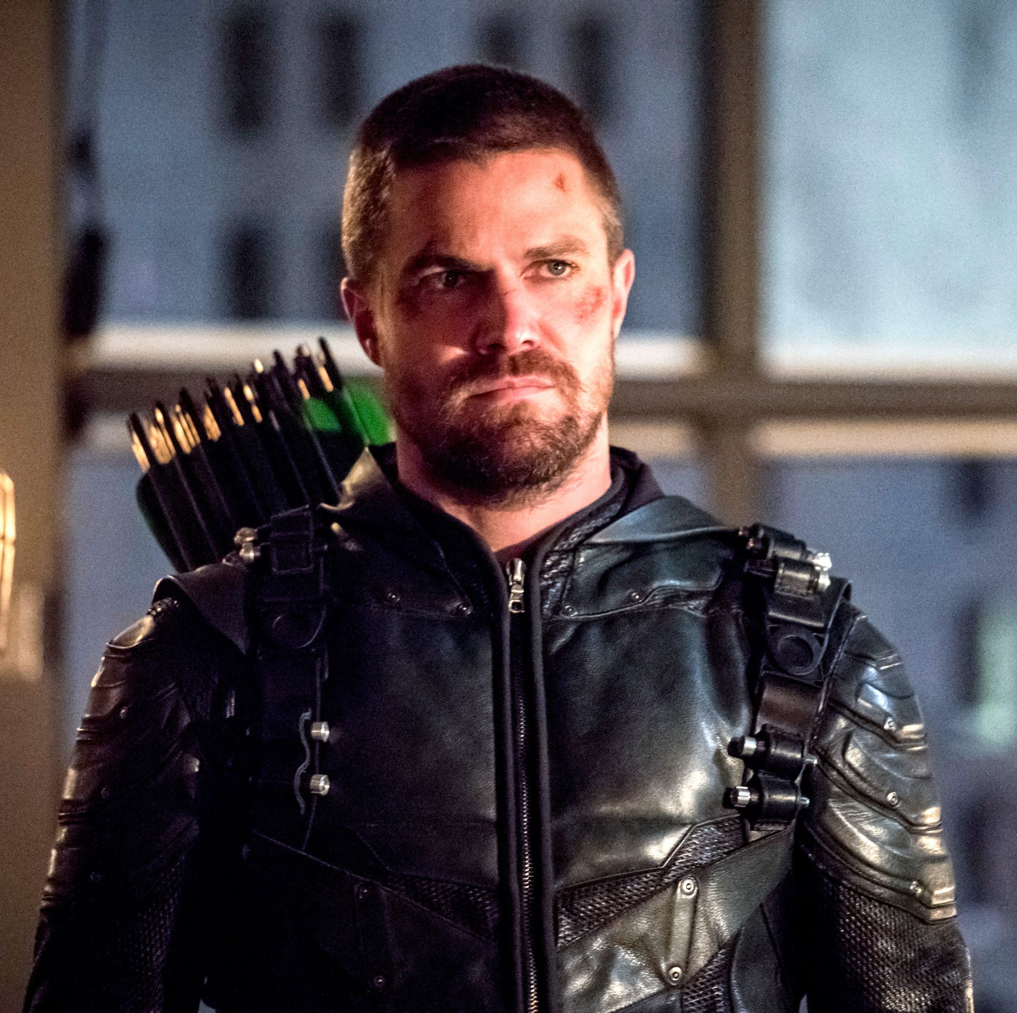 Stephen Amell says he might pl...