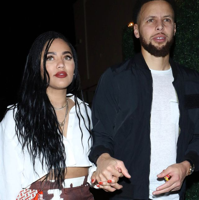 Steph Curry Defends Ayesha Curry After Revealed New Blonde Hair