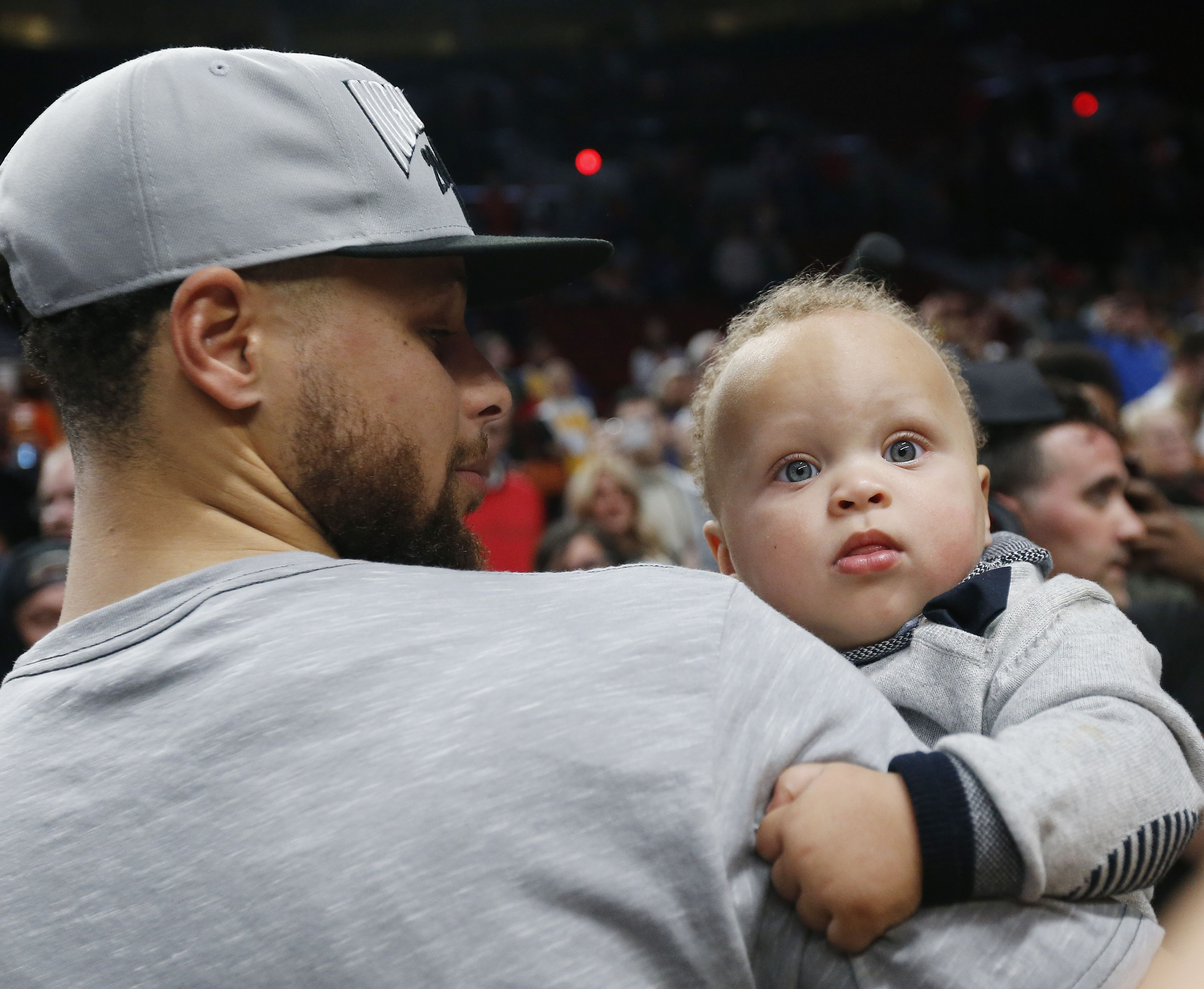 Trolls Are Body Shaming Ayesha Curry's Adorable 10-Month-Old Baby