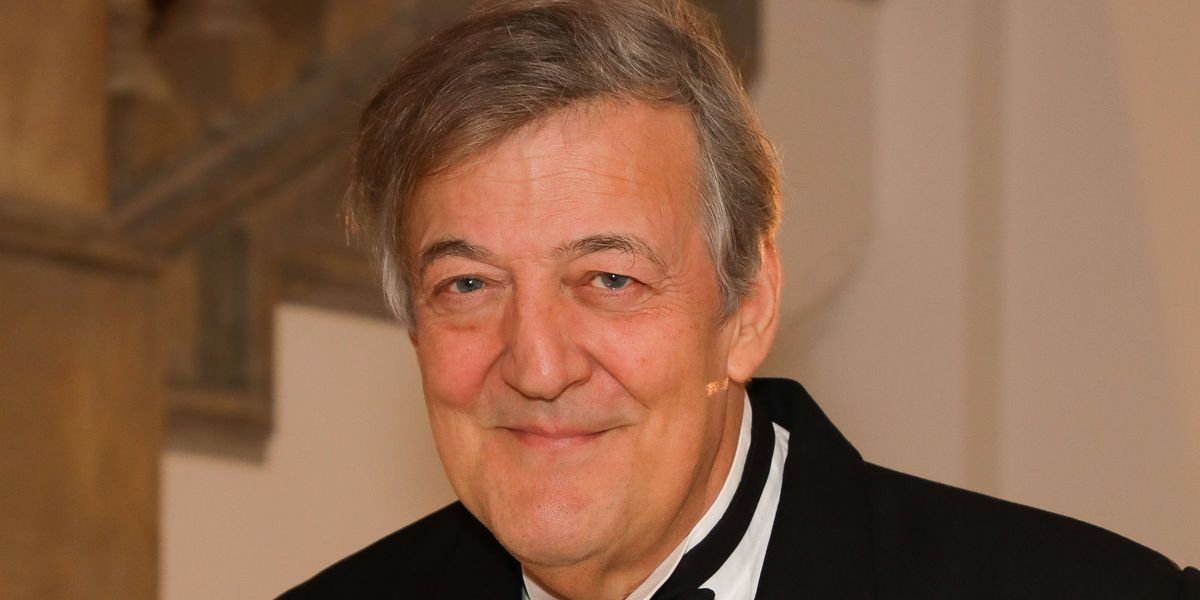 stephen fry attends the royal academy schools annual dinner news photo 1606817981 ?crop=0 945xw:0 319xh;0 0163xw,0 0594xh&resize=1200:*.