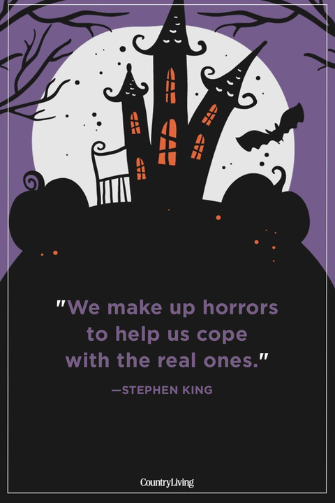 Halloween Quotes Stephen King