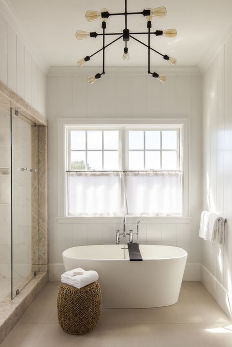 30 Perfect Bathrooms With Luxurious Curved Tubs Round Bathtub Ideas