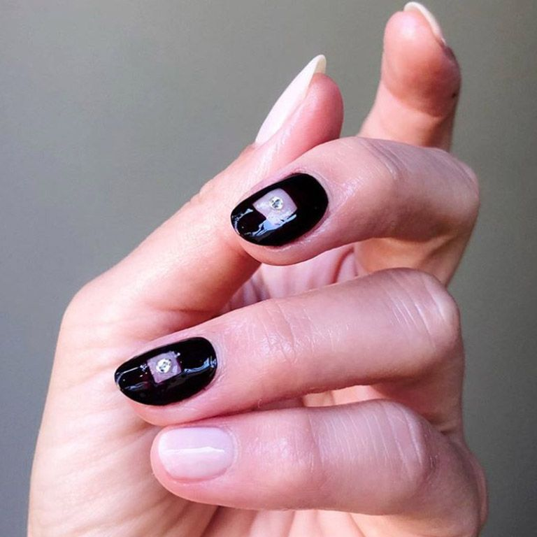 Best Winter Nail Designs 25 Nail Looks To Fight Away The Winter Blues