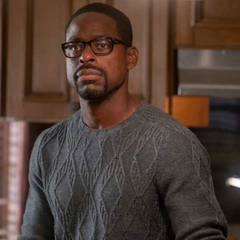 sterling k brown randall pearson connection this is us