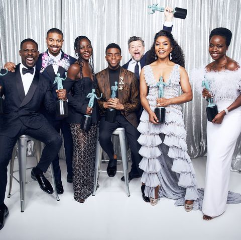 25th Annual Screen Actors Guild Awards - Winner's Gallery