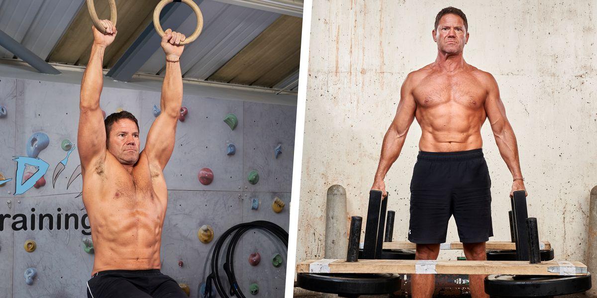 How Explorer Steve Backshall Builds Muscle at 47