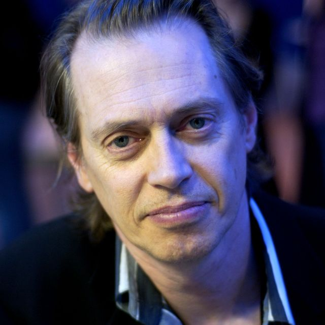 steve buscemi during the times bfi 49th london film festival   lonesome jim premiere at odeon west end in london, great britain photo by nick wallwireimage