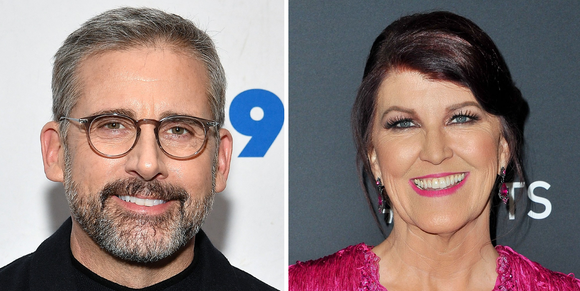 Steve Carell Says Former 'Office' Co-Star Kate Flannery Will 'Take the Whole Thing' On 'DWTS'