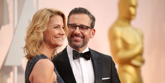 Steve Carell And Wife Nancy Carell S Love Story Steve Carell Marriage Daughter elisabeth anne carell born may 25, 2001. steve carell and wife nancy carell s