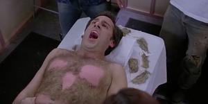 depilación testículos