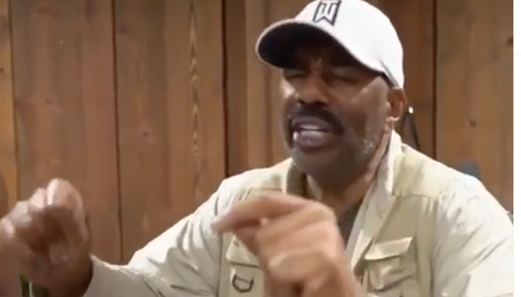 Steve Harvey Fans Are Hysterical Over His Latest Instagram Video