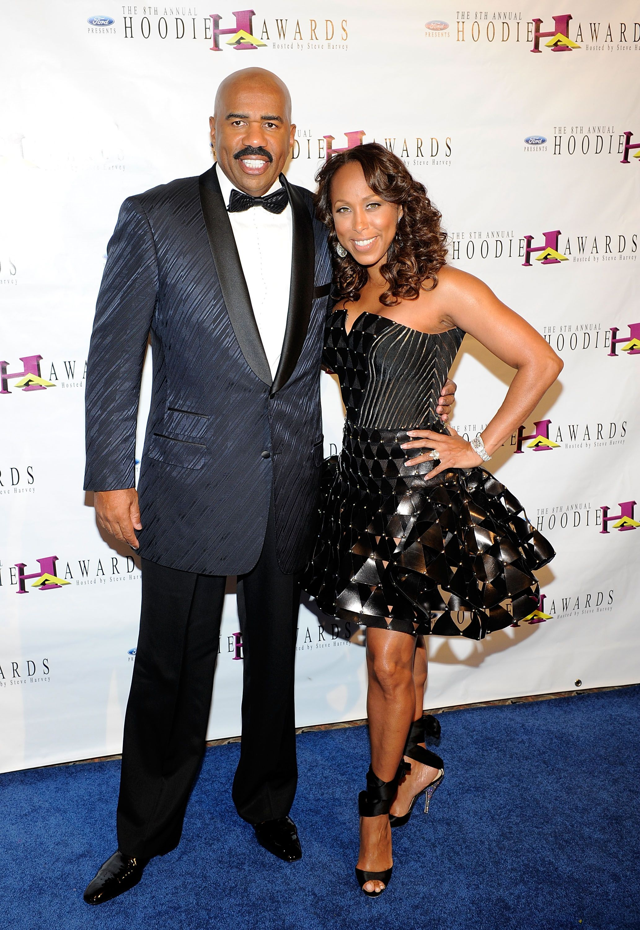 Steve Harvey and His Wife May Face Major Problems From