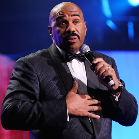 8287202b5 Steve Harvey From 'Family Feud' Just Got Real With an Audience ...