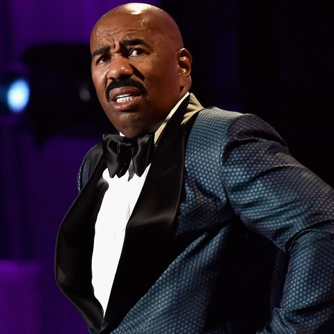 Steve Harvey Show Cancelled 2020.Steve Harvey Bares All About His Talk Show Getting Canceled