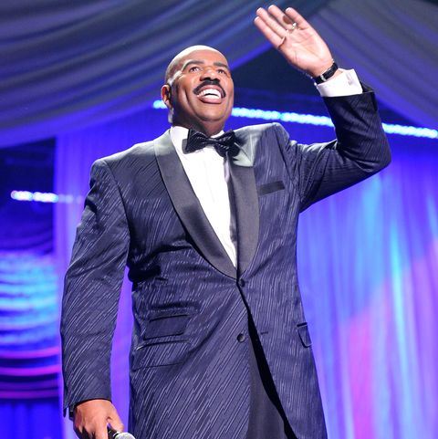 Steve Harvey Fans Go WILD After Hearing His Huge Career News