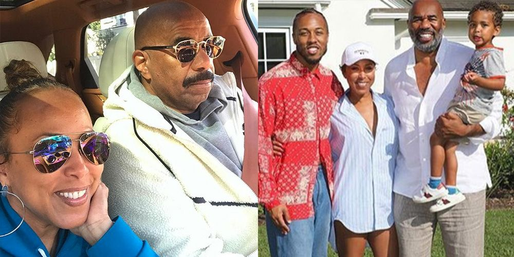 Who Is Steve Harvey's Wife Marjorie? Facts About His Wife & Kids