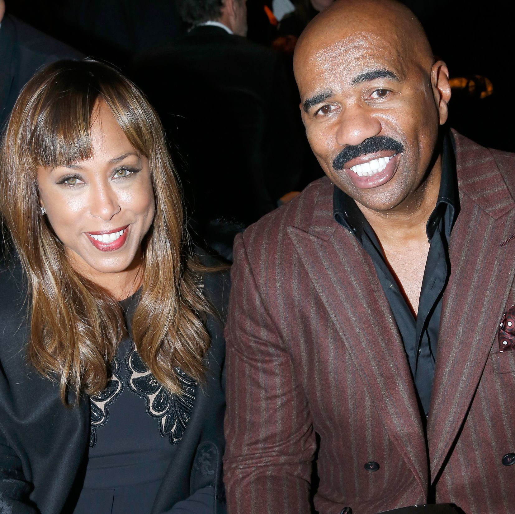Steve Harvey's Wife Marjorie Speaks the Truth About What's Going on in Their Marriage