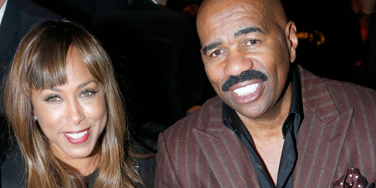 Steve Harvey S Wife Marjorie Shares The Truth About