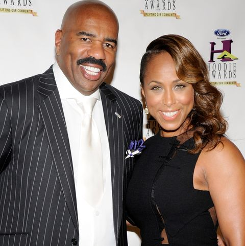 Steve Harvey and His Wife Marjorie May Soon Have Big News