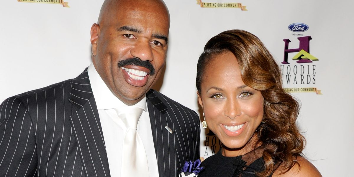 Steve Harvey And His Wife Marjorie Might Be Getting Their