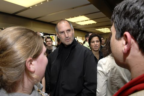Steve Jobs Died in 2011. But the Great Man Theory Never Did.