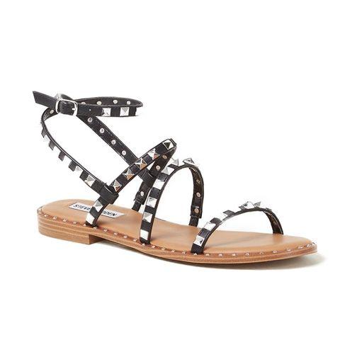 steve madden travel sandaal met studs