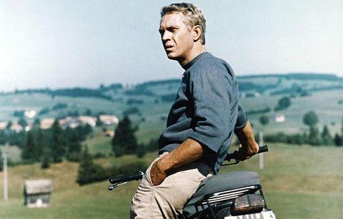 Steve McQueen biopic
