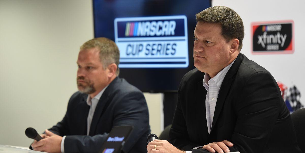 NASCAR Details Safety Response to Ryan Newman Crash