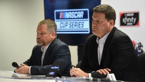 AUTO: FEB 22 NASCAR Ryan Newman Press Conference