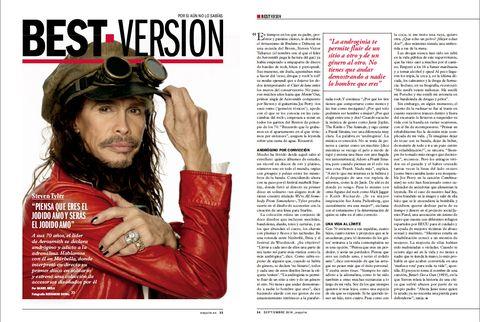 Esquire número septiembre