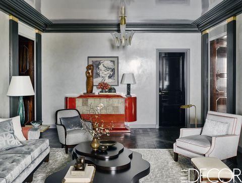 Art Deco Apartment Chicago Steven Gambrel's Chicago Apartment